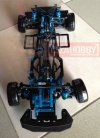 R31-16FM Drift GRT FM Chassis PlasticEdition